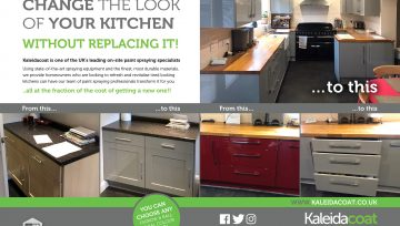 Kitchens: Change the look