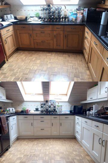 Wooden Kitchen 2