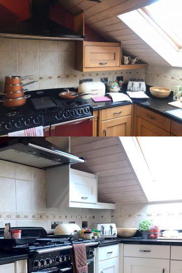 Wooden Kitchen 4