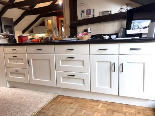 Wooden Kitchen 8