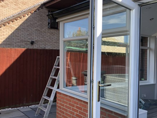 Conservatory Respray After 4