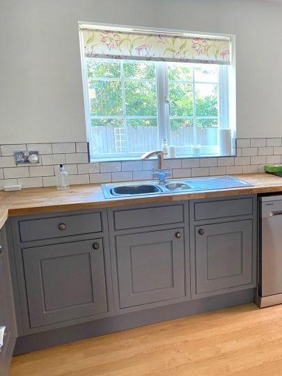 Kitchen Respray (August 2020) After 5