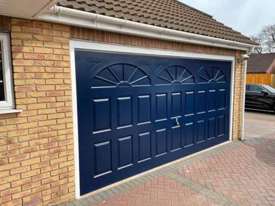 Garage Door - North Hykeham 4