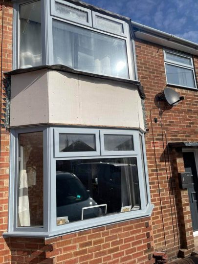 UPVc Spray Lincoln - After 5