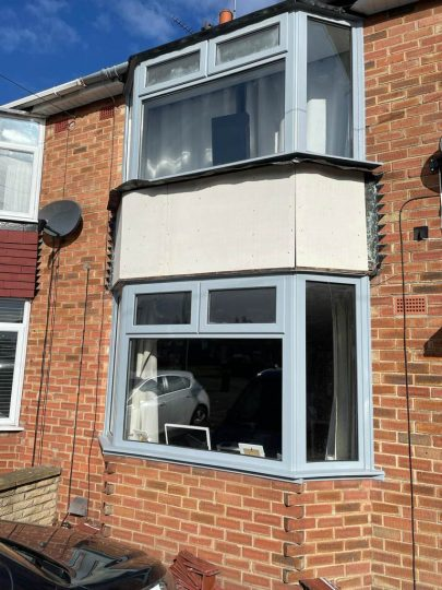 UPVc Spray Lincoln - After 6